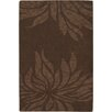Chandra Rugs Jaipur Brown Floral Area Rug