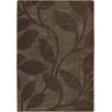Chandra Rugs Pernille Brown Area Rug