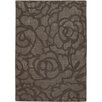 Chandra Rugs Pernille Chocolate Area Rug