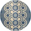 Chandra Rugs Fresca Blue Area Rug