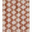 Chandra Rugs Shisho Brown/White Area Rug