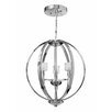 Fredrick Ramond Mondo 3 Light Chandelier