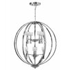 Fredrick Ramond Mondo 8 Light Chandelier