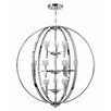 Fredrick Ramond Mondo 12 Light Chandelier