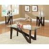 Hokku Designs Cinno 3 Piece Coffee Table Set