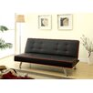 Hokku Designs Branden Convertible Sofa