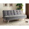 Hokku Designs Jamise Convertible Futon Sofa