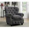 Hokku Designs Cedric Tufted Arm Chair
