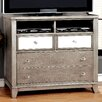 Hokku Designs Aeline 4 Drawer Media Chest