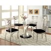 Hokku Designs Langford III 5 Piece Dining Set