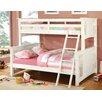 Hokku Designs Spring Twin over Full Futon Bunk Bed