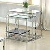 Hokku Designs Estrava 2 Piece Nesting Tables