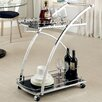 Hokku Designs Trento Serving Cart
