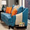 Hokku Designs Layla Loveseat