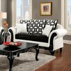 Hokku Designs Reylan Transitional Loveseat