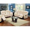 Hokku Designs Carlmane Reclining Sofa