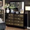 Hokku Designs Strollini 8 Drawer Dresser with Mirror