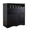Hokku Designs Renard Sideboard & Wine Rack
