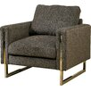 Hokku Designs Montagu Modern Club Chair