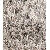Hokku Designs Cabra Silver Area Rug
