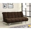 Hokku Designs Oberon Corduroy Convertible Sofa