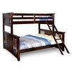 Hokku Designs Kameron Twin over Full Bunk Bed