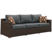Hokku Designs Jackson 8 Piece Deep Seating Group with Cushions