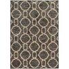 Hokku Designs Jensen Geometric Grey/Beige Area Rug