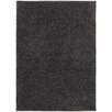 Hokku Designs Pizazz Solid Grey Area Rug