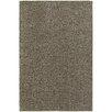 Hokku Designs Paula Distressed Stripe Grey/Brown Area Rug