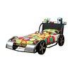 Hokku Designs Sporty Racer Twin Car Bed