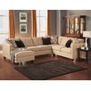 Hokku Designs Layla 3 Piece Sectional