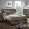 Hokku Designs Benito Panel Customizable Bedroom Set
