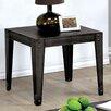 Hokku Designs Lenzen Industrial Style End Table