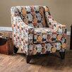 Hokku Designs Fioryna Contemporary Arm Chair