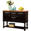 Hokku Designs Tanner Country Dining Buffet Table