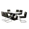 Hokku Designs Benedict 7 Piece Dining Set