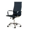 Hokku Designs Dorynn High-Back Office Chair with Casters