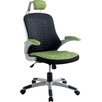 Hokku Designs Tarbo Mesh Conference Chair with Arms