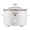 Range Kleen Brentwood 1.5-Quart Slow Cooker