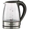 Range Kleen Brentwood 1.8-qt. Glass Electric Tea Kettle