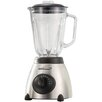 Range Kleen Brentwood 5-Speed Blender with Stainless Steel Base and Glass Jar