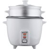 Range Kleen Brentwood Rice Cooker with Steamer