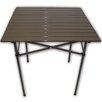 String Light Company Lightweight Aluminum Picnic Table