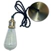 String Light Company 1 Light Pendant