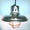 String Light Company 1 Light Outdoor Hanging Lantern