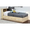Gothic Furniture Twin Captain Bed