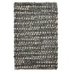 Kosas Home Caillou Shag Grey Area Rug
