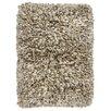 Kosas Home Elegante Sand Shag Area Rug