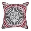 Kosas Home Fascinazione Cotton Throw Pillow